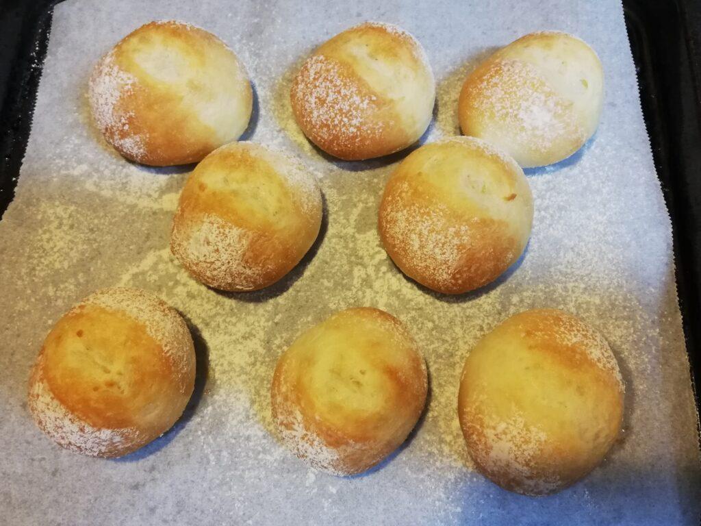 簡単・時短な手捏ねソフトフランスパン作り